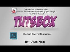 In this tutorial you will learn about Photoshop setup for best performance in Urdu/Hindi. In this way you can setup for best performance in Photoshop Photosh. Photoshop Setup, Photoshop Video, Learn Photoshop, Photoshop Elements, Photoshop Tutorial, Graphic Design Tutorials, Being Used, Learning, Keys