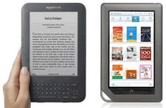 Nook versus Kindle: E-Reader Smackdown