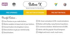 Buttons X v1.9.56is a WordPress button builder plugin which comes with free extensions and free button packs. It is packed with functionality that allows countless button variations to be made easily without any coding.  Buttons X v1.9.56 Free Download Download  Features  Native Support for...