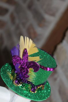 Mardi Gras Who Hats by Whohat on Etsy