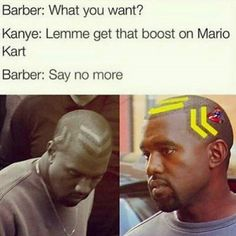 Need a laugh? Funny As Hell, The Funny, Ghetto Funny, Stupid Funny, Shrek, Barber Say No More, Barber Memes, Funny Tweets, Funny Jokes