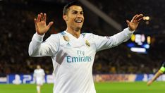 Ronaldo jubelt! Der Europameister aus Portugal hat für Real Madrid getroffen