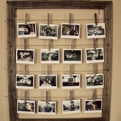 How To Make A Stylish Photo Frame For Several Photos patches