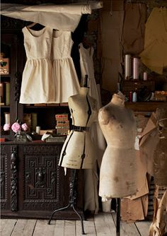 I want a dress form for making my own clothes.