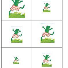Lesideeën voor kleuters. Thema kikker in de kou, Werkbladen, tips, ext Letter K, Toddler Preschool, Homeschool, Cards, Tips, Crowns, Advice, Map, Homeschooling