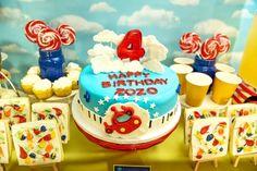 Little Einsteins Birthday Party Ideas   Photo 1 of 32   Catch My Party