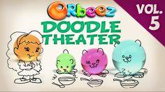 Orbeez Doodles - Volume 5 | Official Orbeez
