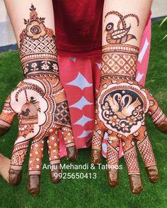 Khafif Mehndi Design, Floral Henna Designs, Simple Arabic Mehndi Designs, Henna Art Designs, Mehndi Designs For Girls, Mehndi Designs 2018, Dulhan Mehndi Designs, Mehndi Design Photos, Mehndi Designs For Fingers