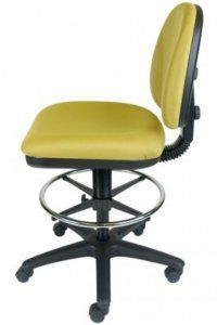 The BC41 is the drafting stool version of the BC42 basic task chair. With an 18