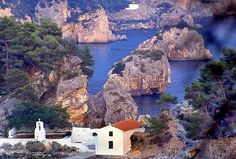 Beautiful Parga-Epirus,  NW Greece