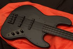 all black bass