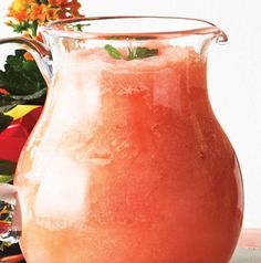 Strawberry-Basil Margarita
