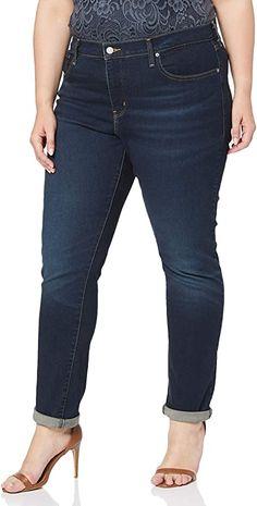 Bekleidung, Damen, Jeanshosen Jeans Denim, Black Jeans, Skinny Jeans, Plus Size, Pants, Amazon, Fashion, Clothing, Summer