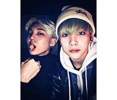 Xero and Hansol ♥