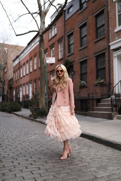 Atlantic Pacific Street Chic #pinktulleskirt