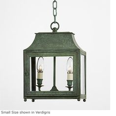 Hanging Roofed Passage Lantern HL Small H X :: Charles Edwards Porch Lighting, Exterior Lighting, House Lighting, Antique Lamps, London England, Light Up, Lighthouse, Gazebo, Lanterns