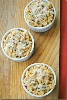 Skinny Mac & Cheese with Cauliflower