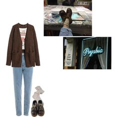 Psy[chic] by sleep-goth on Polyvore
