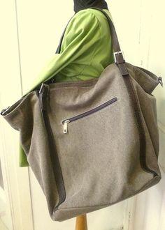 Shopper bag Shoppig bag Tote por ElTallerAnaGaspar en Etsy