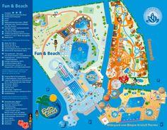 "Nuremburg // Indoor water park & nude spa resort by day + Disco""club"" by night"