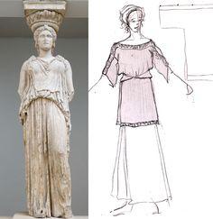 Chiton Pattern Greek   galleryhip.com - The Hippest Galleries!