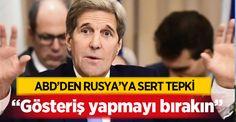 Suriye'de ateşkes ilan edilmesine rağmen Esad rejiminin gerçekleştirdiği…