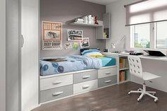 Cómo darle amplitud a un dormitorio pequeño: Consejos para que un dormitorio parezca más grande
