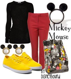 mickey mouse outfit | Disneybound