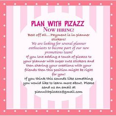 #planwithpizazz Fingers crossed!  @planwithpizazz