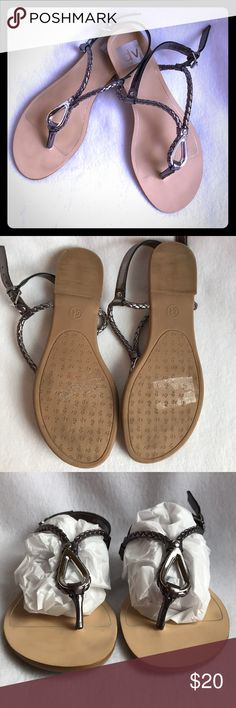 DV by Dolce Vita sandals Great condition! These are your next summer sandals! DV by Dolce Vita Shoes Sandals