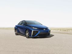 The FCV is making its debut as the next generation technology, where fuel cells would be used  to power the vehicles http://www.toyotaenginesandgearboxes.co.uk/category/fcv/