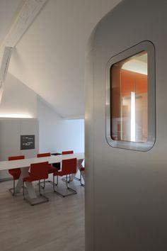 kempart loft in liege, belgium by dethier architectures