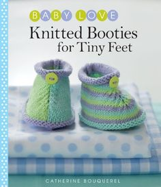 We've put together this adorable collection of knitted baby booties for you to enjoy and make! Get all the free Patterns now.