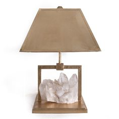Bliss Studio LA-4282 Plinth table Lamp W 16 D 16 H 22 Mineral Not included $395