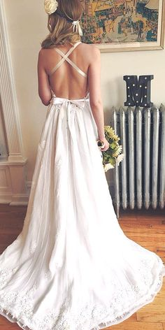 18 Stunning Wedding Dresses Under $1,000 ❤ See more: http://www.weddingforward.com/cheap-wedding-dresses/ #wedding #dresses #cheap