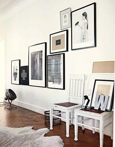 Eggshell Home_Home Office Inspo Gallery Wall_Pinterest
