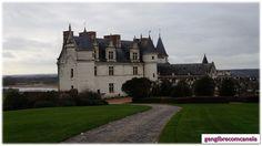 Olá, pessoal!! Hoje vou compartilhar com vocês nossa visita ao Château d'Amboise (Castelo de Amboise), que fica localizado em uma comuna francesa chamada Amboise no departamento Indre-et-Loir…
