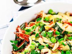 Pepperonipasta http://www.yhteishyva.fi/ruoka-ja-reseptit/reseptit/pepperonipasta/01309