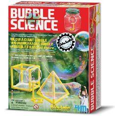 PAra aprender sobre los prismas, juguete educativo para niños ciencia y pompas en El País de los Juguetes