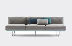 Cassina redevelops Le Corbusier's classic sofa | Australian Design Review  #Furniture #Cassina #LeCorbusier #IndustrialDesign #Design