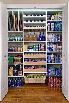 Cómo organizar la cocina en pocos pasos                              …