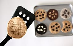 who WOULDN'T want forever cookies around the house? when i do these i will be adding magnets for a yummy fridge decor.