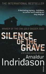 Icelandic author Arnaldur Indridason