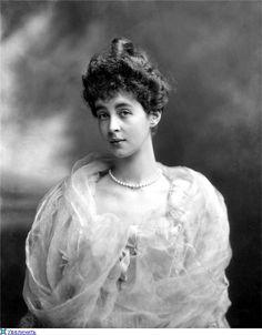 Consuelo, Duchess of Marlborough 1899