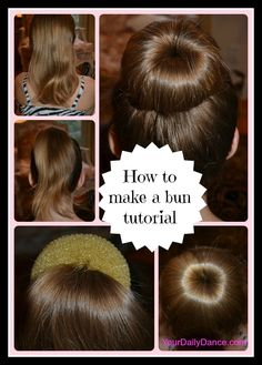 How to make a bun...