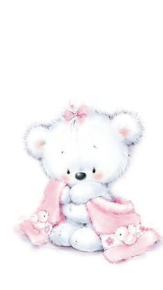 Cute Wallpaper Backgrounds, Cute Wallpapers, Cute Images, Cute Pictures, Teddy Bear Nursery, Baby Animals, Cute Animals, Baby Gifts To Make, Teddy Bear Pictures
