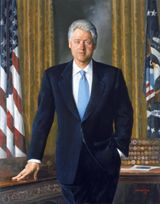 Bill Clinton   41st