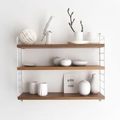 String Pocket Shelf - Is To Me