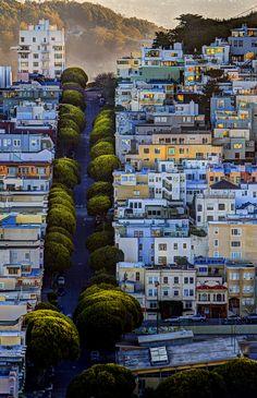 San Francisco Sunrise | California