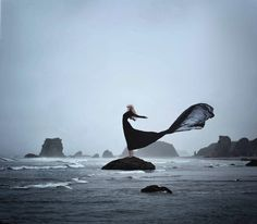 Photography by Rachel Baran Photographer's surreal self-portraits of her mysterious alter-ergo